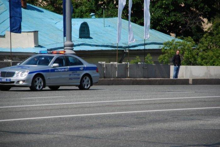 Кортеж номер один в России (20 фото)