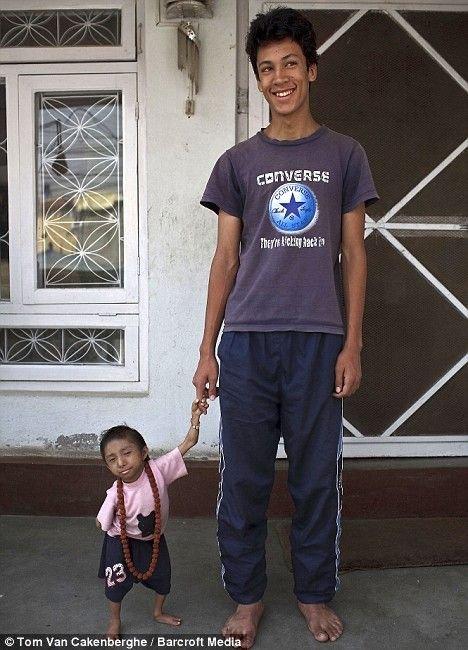 Маленький человек (6 фото)