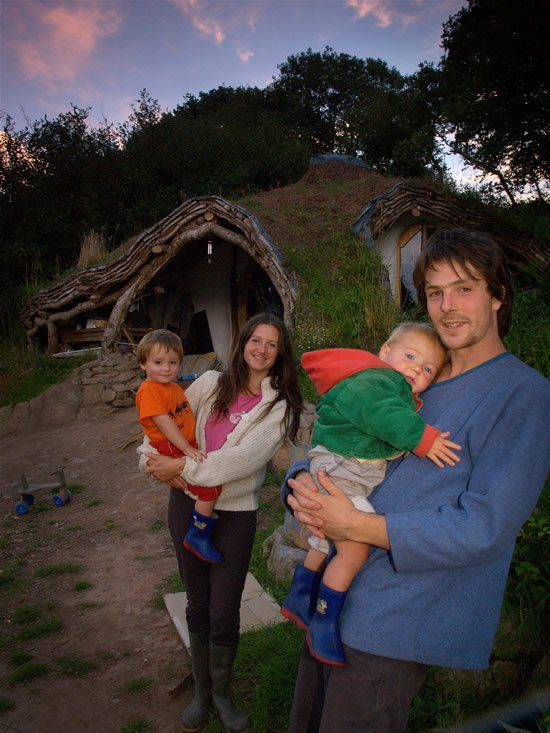 Дом из властелина колец (12 фото)