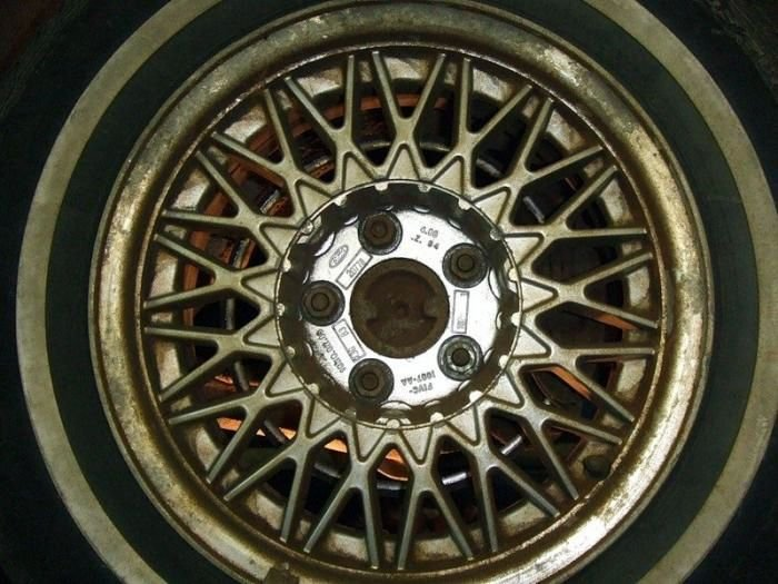 Самые крутые тормозные диски (6 фото)