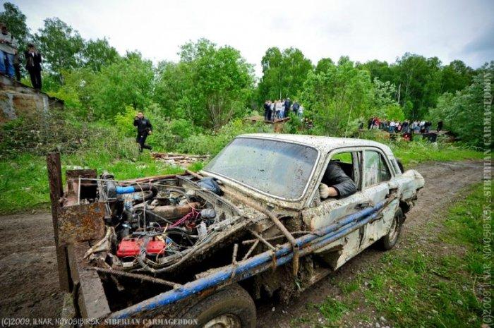 Сибирский Кармагеддон (31 фото)