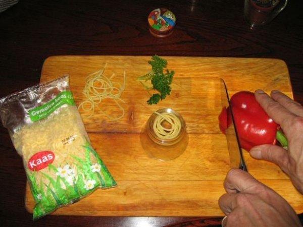Вкусный обед (5 фото)