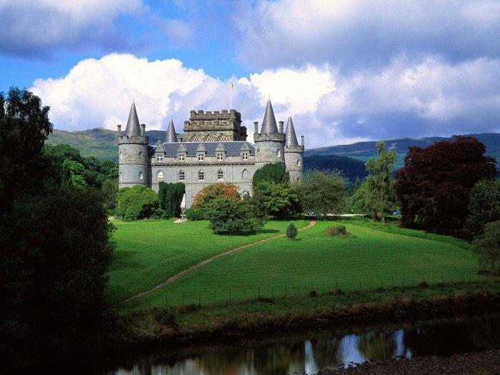 Красивейшие снимки Шотландии (15 фото)
