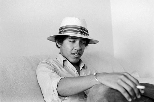 Обама в молодости (12 фото)