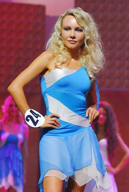 Мукла выиграла конкурс Мисс Москва (36 фото)