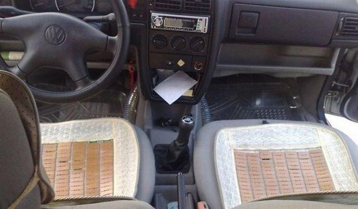 Бюджетная вентиляция сидений (15 фото)