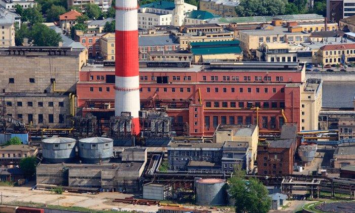 Вид на Москву с высоты 77 этажа (20 фото)