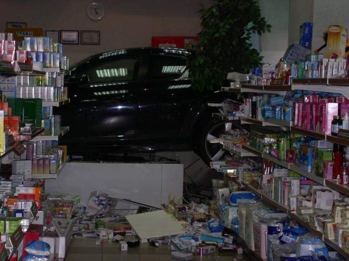 Визит в аптеку (3 фото)
