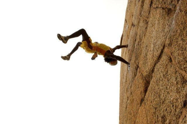 Человек-паук с Индии (6 фото)