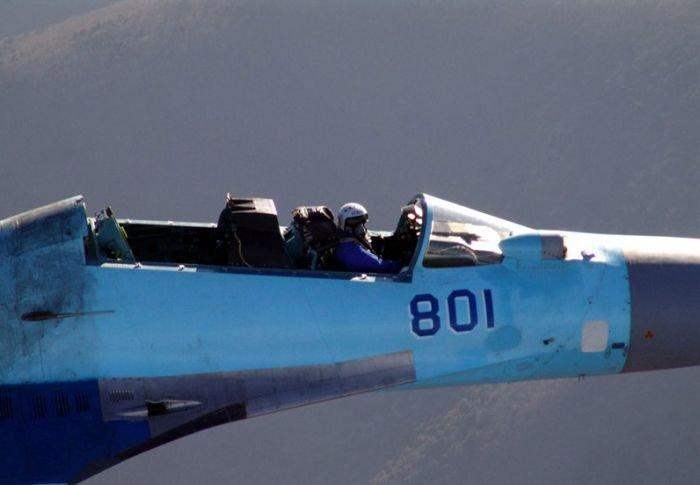 На самолете без крыши (8 фото)