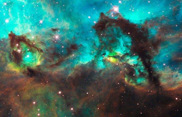 Потрясающие снимки космоса (50 фото)