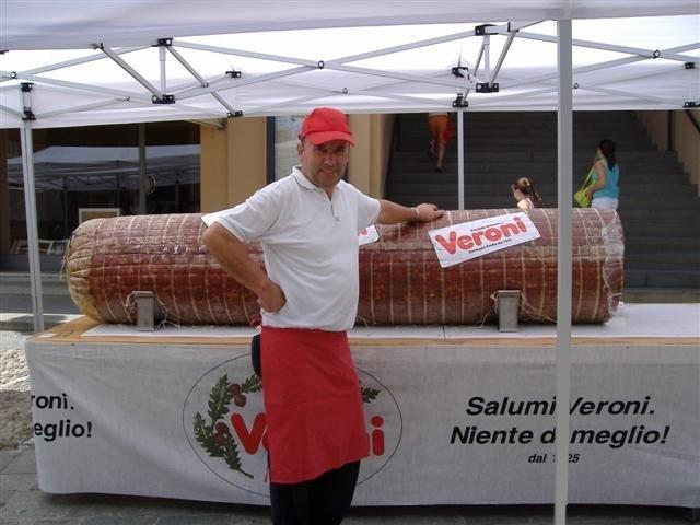 Гигантская колбаса (21 фото)