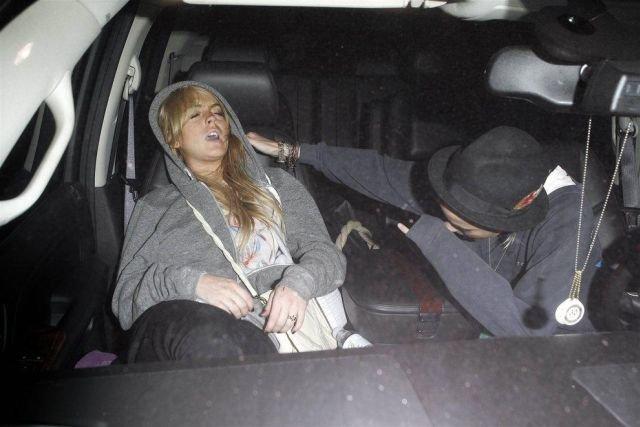 Пьяные знаменитости (39 фото)
