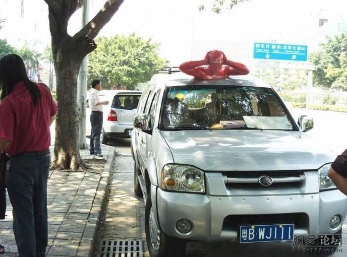 Тюнинг в Китае (4 фото)