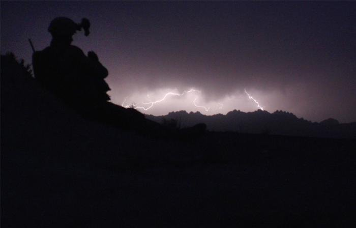 Красивые снимки молний (26 фото)