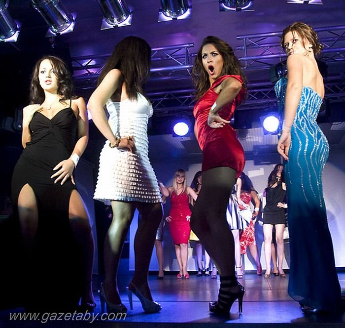 Мисс Грудь в Минске (26 фото)