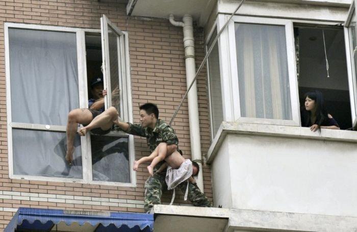 Случай в Китае (7 фото)