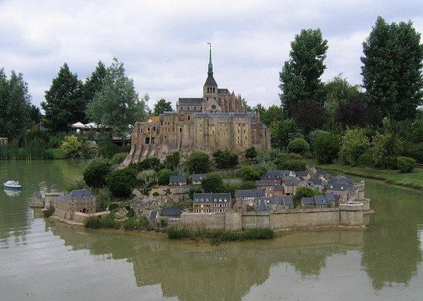 Франция в миниатюре (20 фото)