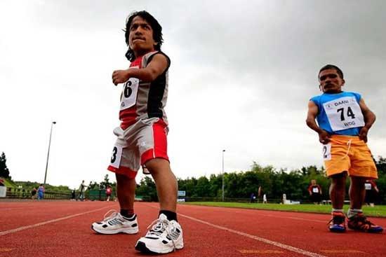 Олимпиада для карликов (9 фото )
