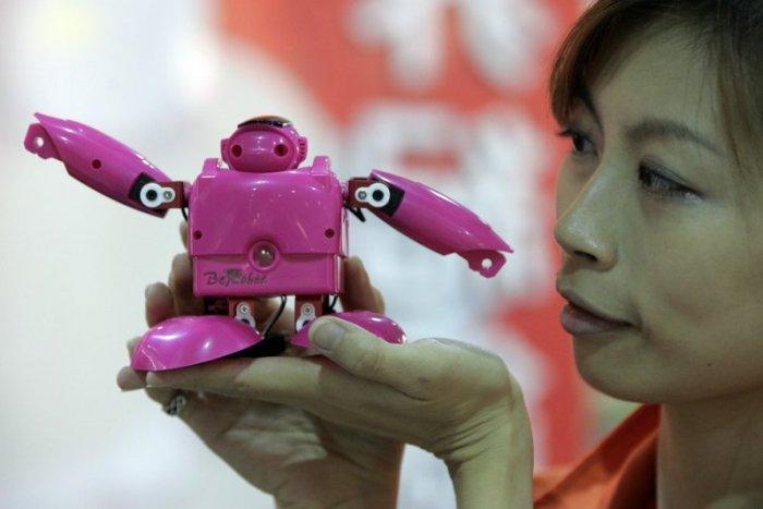 Современные роботы (36 фото)
