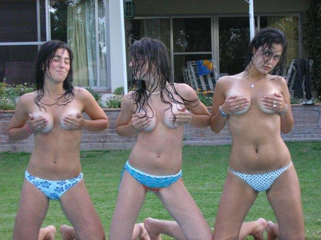 Пятничные девушки (74 фото)