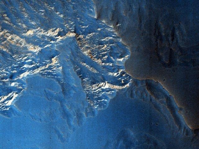 Снимки Марса (18 фото)