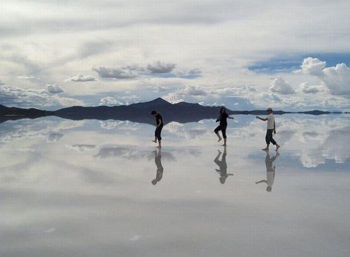 Самое большое зеркало (26 фото + текст)