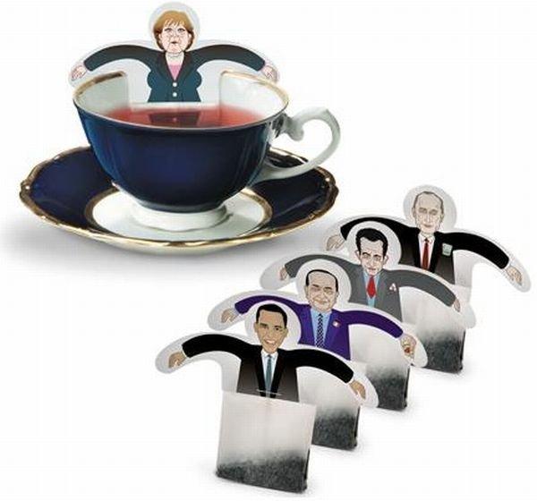 Чайные пакетики (3 фото)