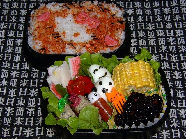 Японская еда (26 фото)
