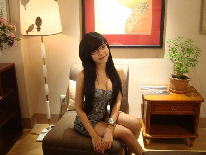 Самая красивая блогерша Вьетнама (30 фото)
