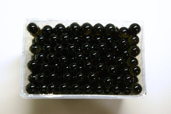 Необычная черная икра (5 фото)