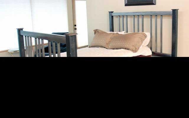 Кровать с секретом (6 фото)
