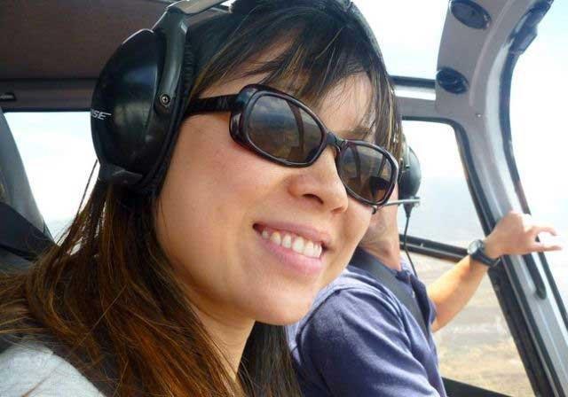 Секретный китайский вертолет (4 фото)