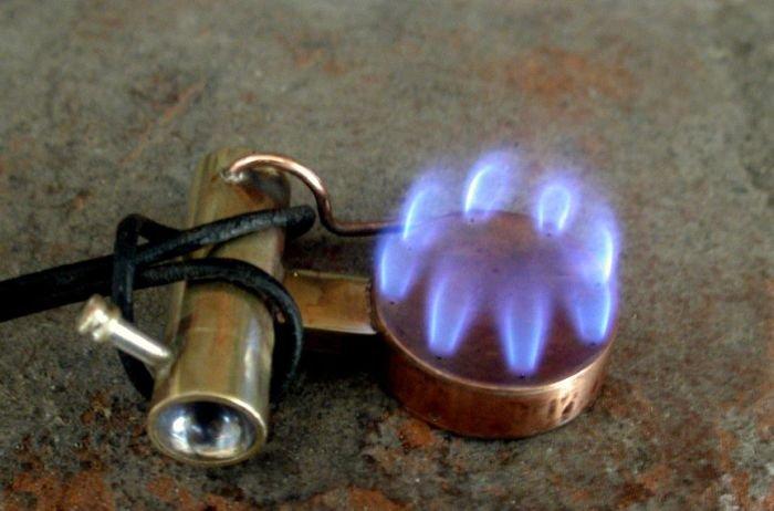 Маленькая печь (3 фото)
