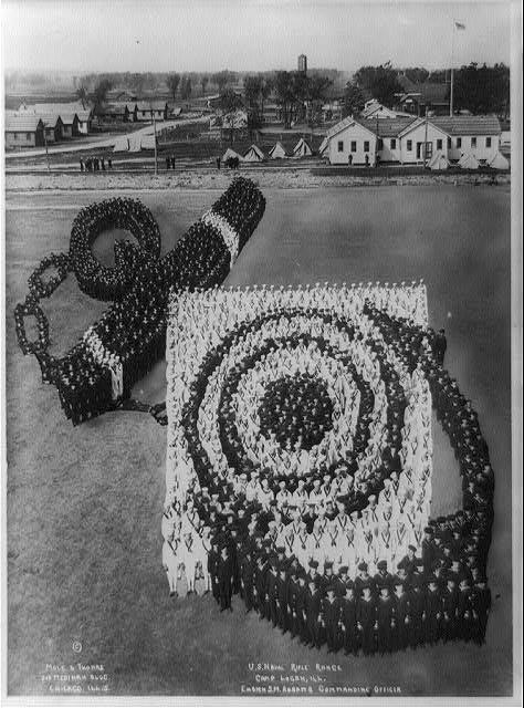 Уникальные фотографии начала 20 века (20 фото + текст)