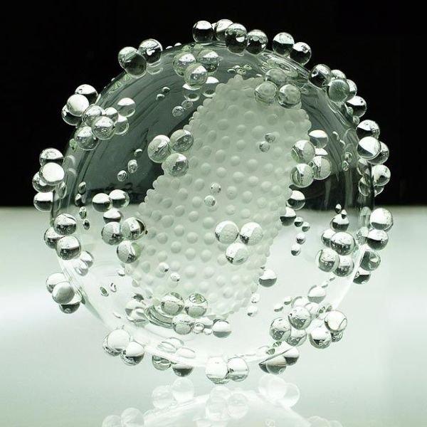Стеклянные вирусы (11 фото)