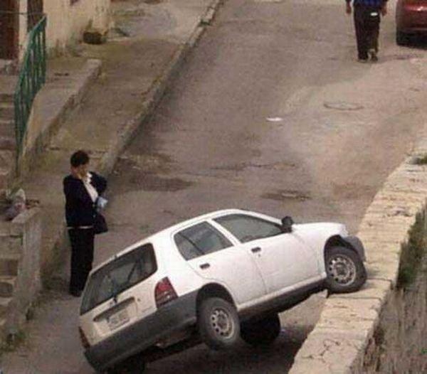 Женщина за рулем (34 фото)