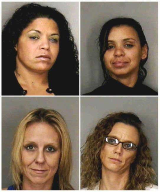 Американские проститутки (7 фото)