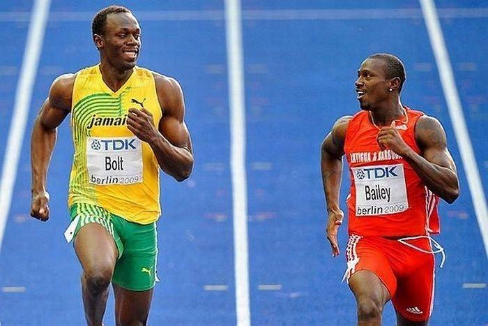 Лучшие спортивные фотографии 2009 года (58 фото)