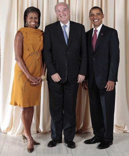 Барак Обама завис (40 фото)