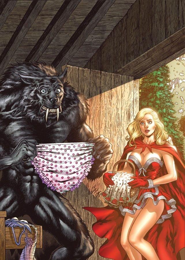 Сексуальные героини детских сказок (19 фото)
