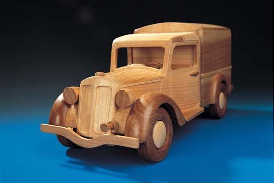 Транспорт из дерева