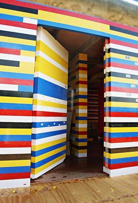 Дом из Лего (21 фото + текст)