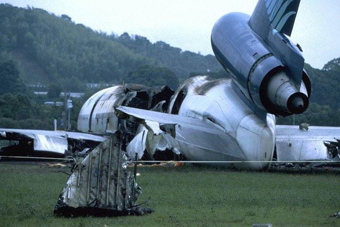 Авиакатастрофы (18 фото)