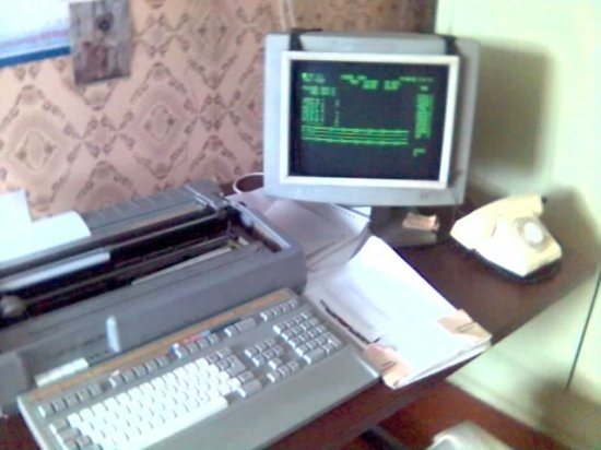 Компьютер в СССР (20 фото + текст)