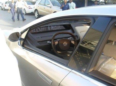 Mercedes Benz F700 (5 фото)