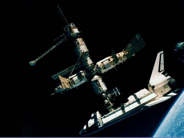 С земли в космос (20 фото)