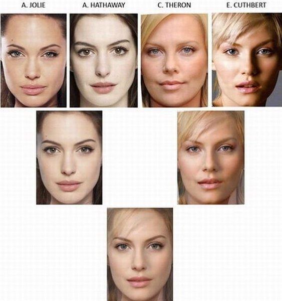 Идеал красоты (2 фото)