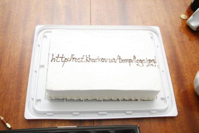 Торт на заказ (2 фото)