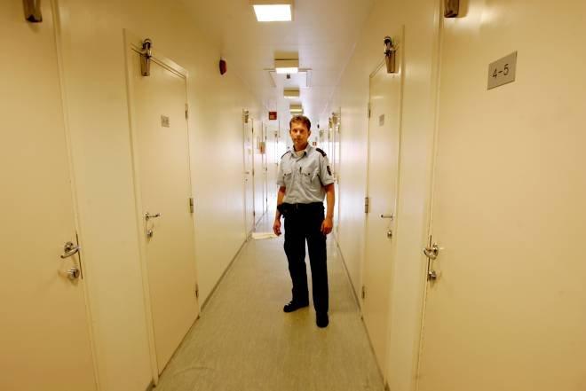 Тюрьма в Норвегии (14 фото)